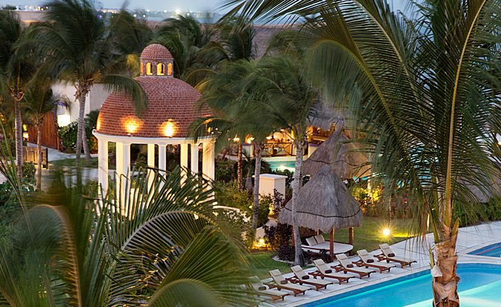 Best adults only all inclusives in cancun mexico for Best all inclusives in mexico for couples