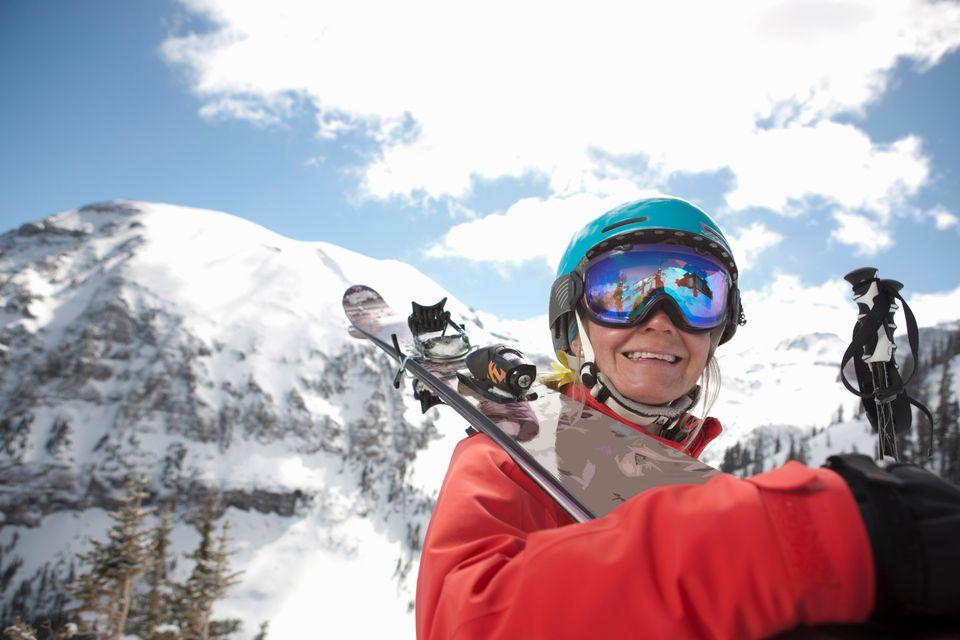 Women ski programs