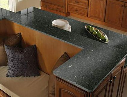 Kitchen countertops for Zodiaq slab size