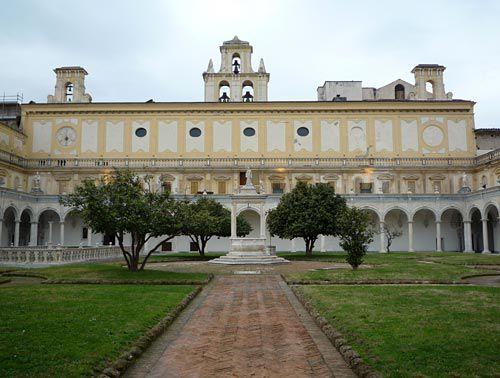 san martino monastery photo