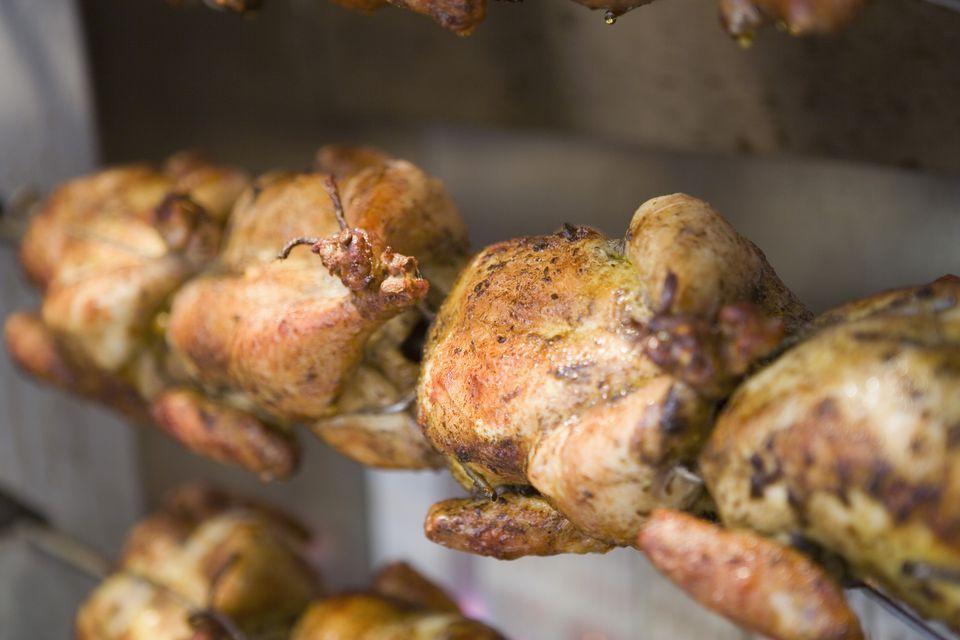 Peruvian Rotisserie Chicken
