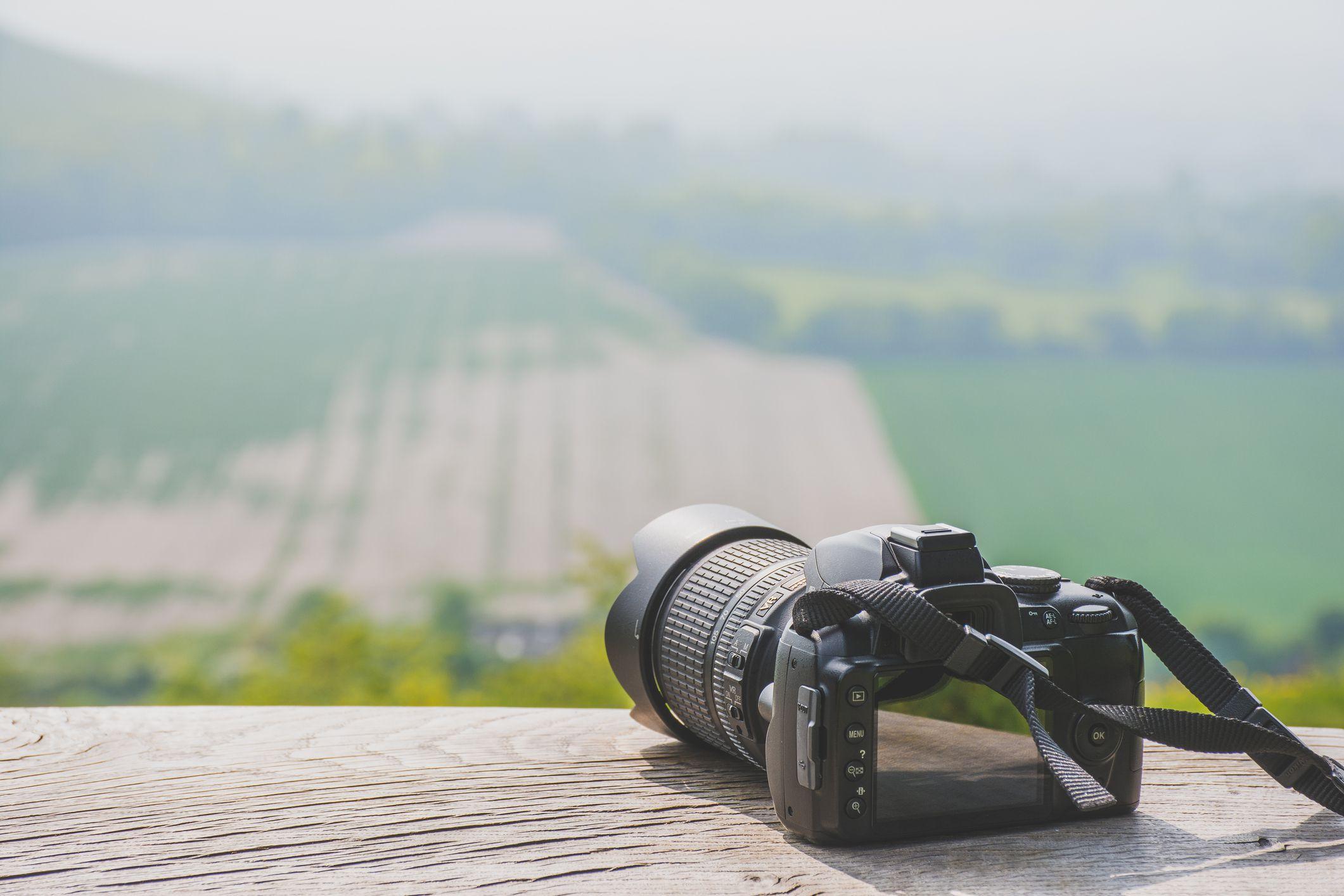 Photography Basics: Cameras, Exposure, and Lighting
