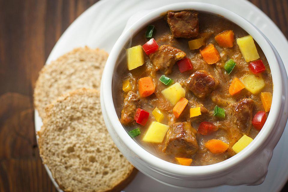 Slow Cooker Fajita Stew