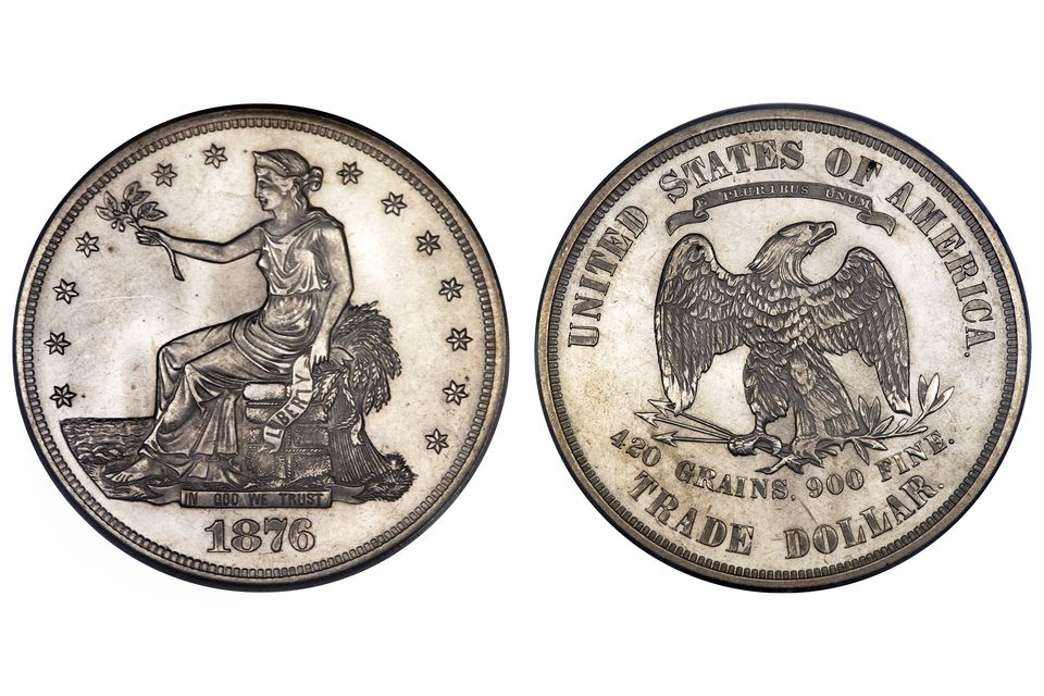 Checklist Of United States Major Type Coins