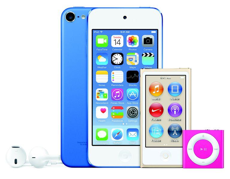 update iPod software