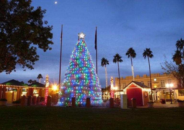 Chandler Park in Chandler, Arizona
