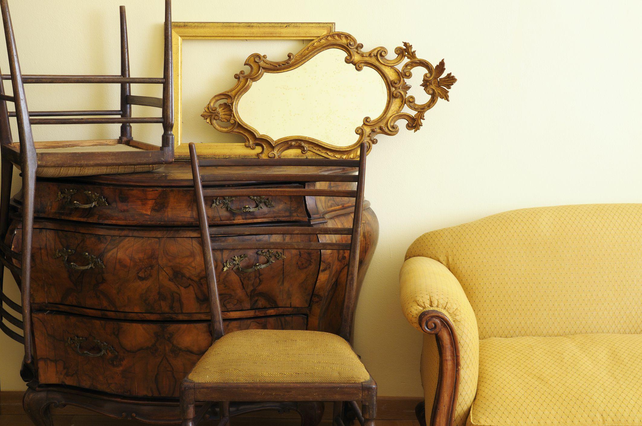 10 consejos para vender tus muebles usados for Se vende muebles usados