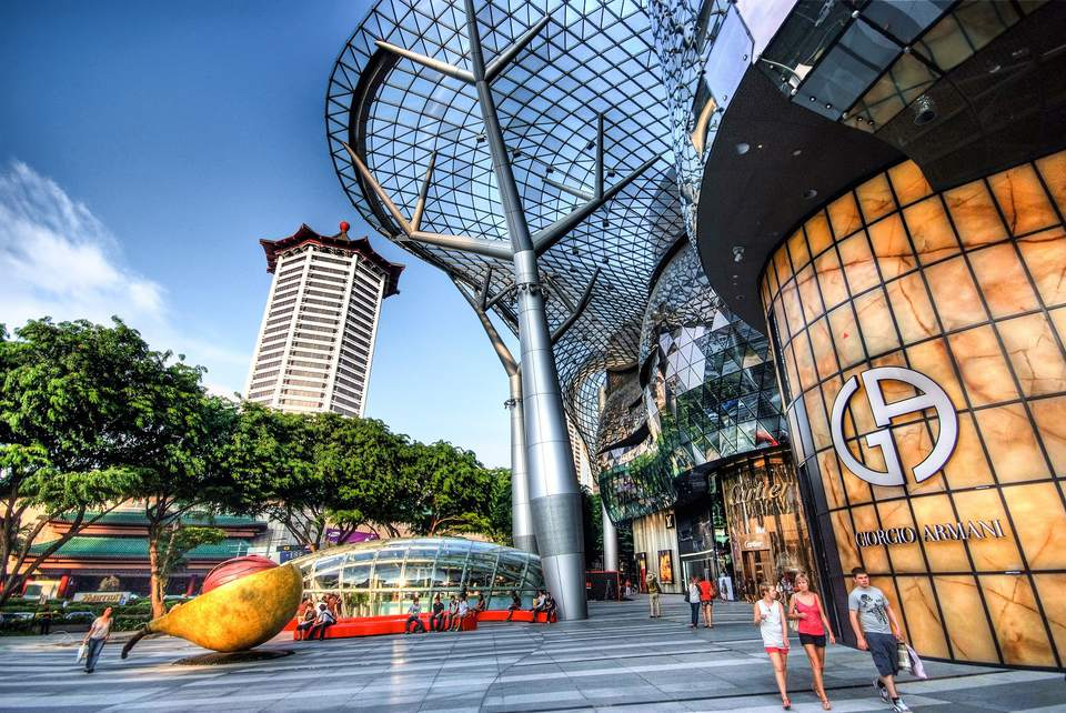 Ion Orchard, Singapore Shopping Mall