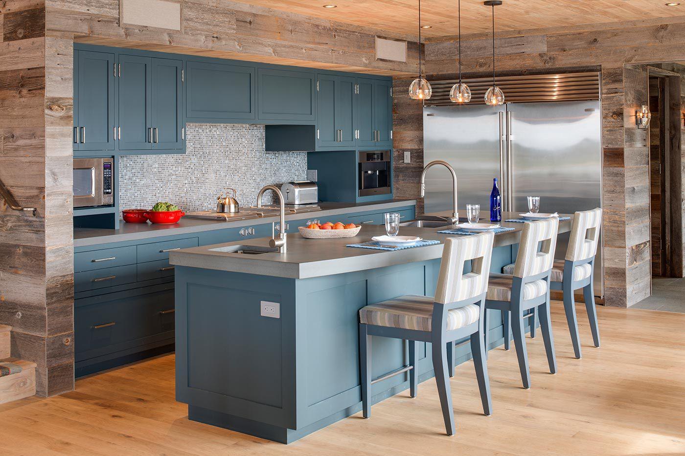 Blue Kitchen Designs 29 beautiful blue kitchen design ideas