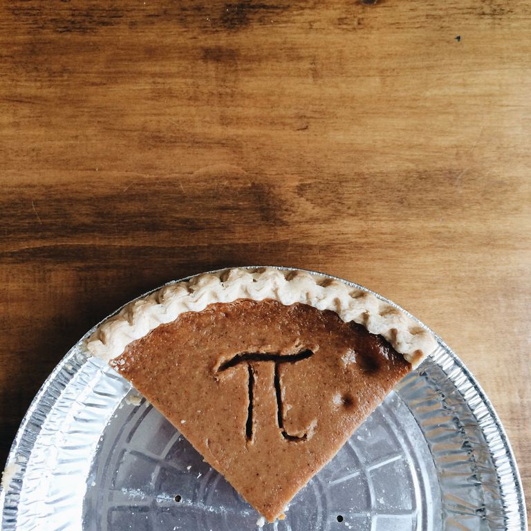 Pi Day Pie and other Pi Day Activities