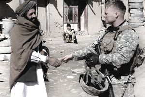Civil assistance missions in Afghanistan