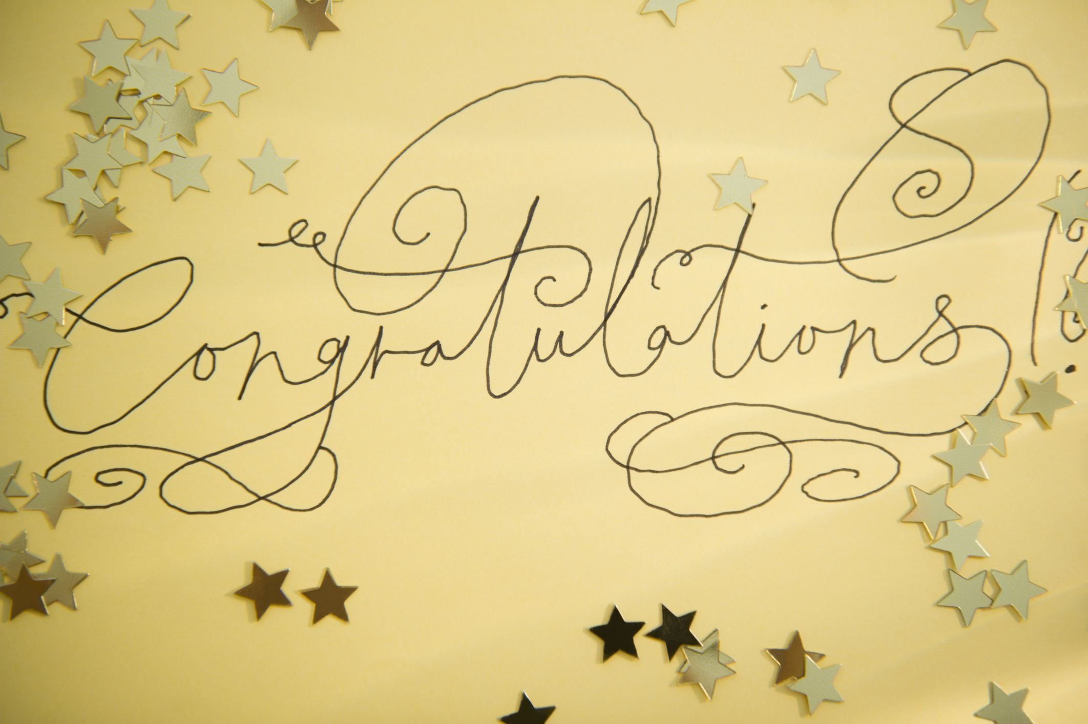 Congratulations Letter Examples for Accomplishments – Congratulations Letter