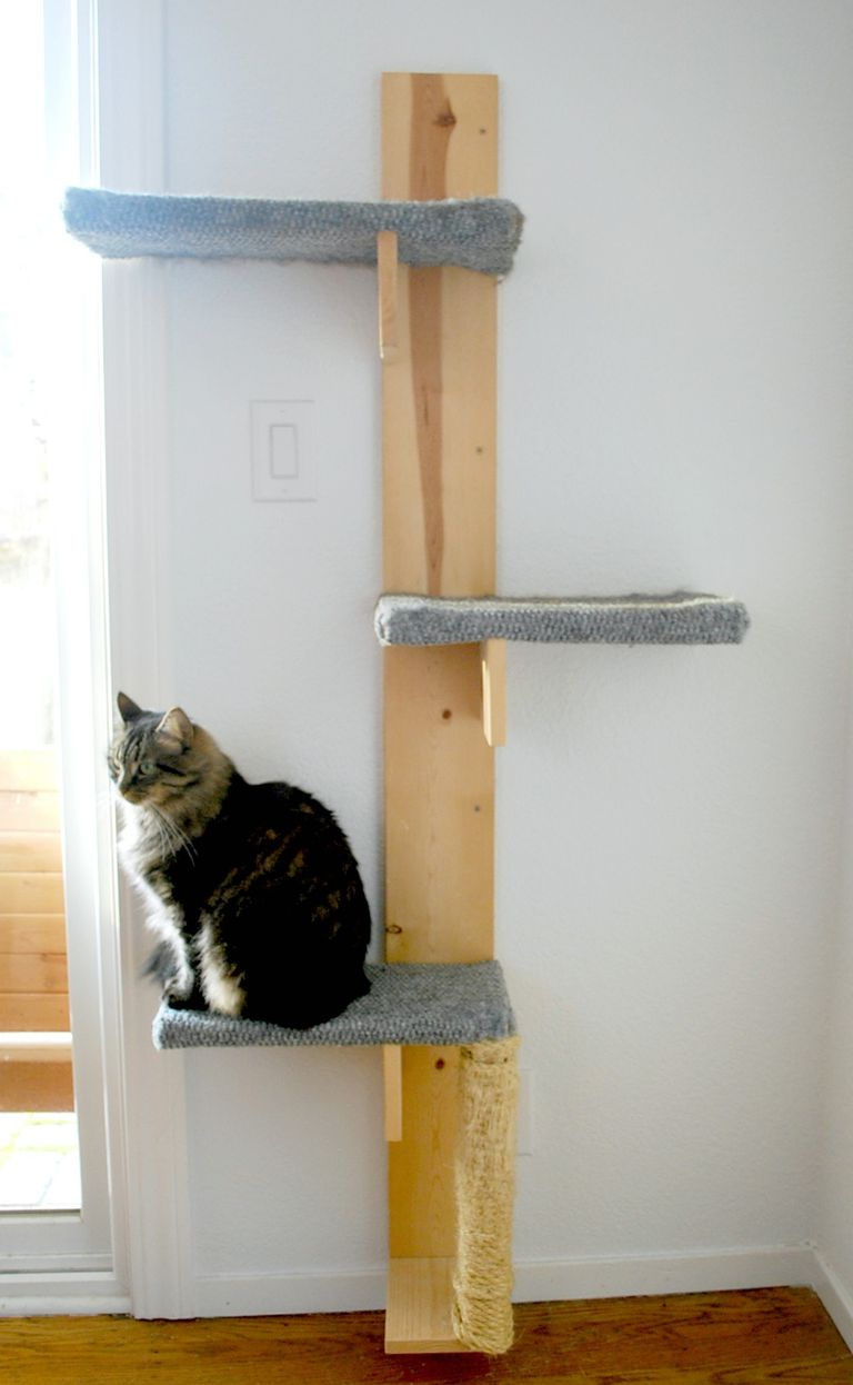 9 Free Cat Tree Plans You Can Diy Today
