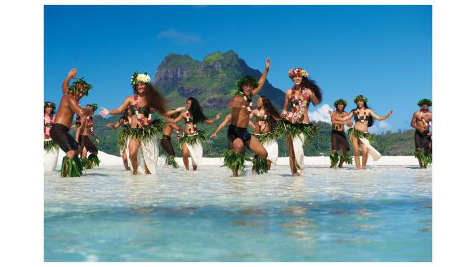 Polynesian Welcome