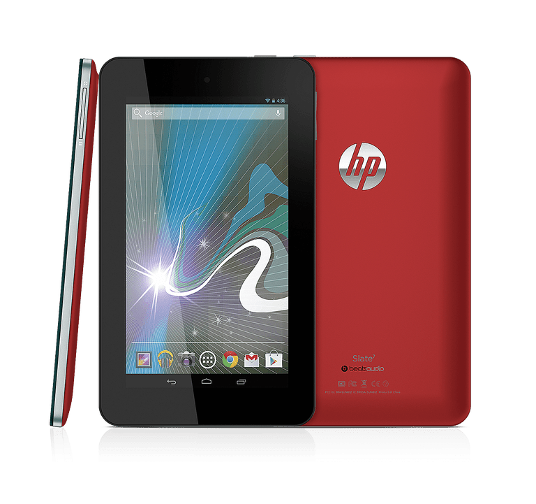 slate 7 tablet hp