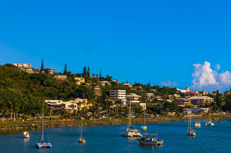 Grand Terre Island New Caledonia
