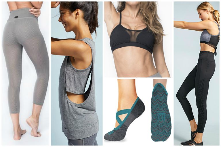 barre workout apparel