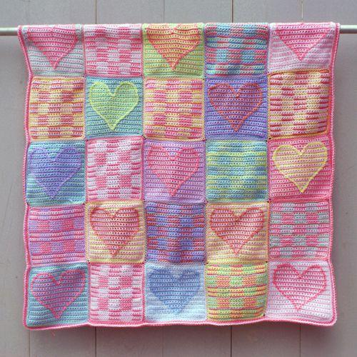 10 crochet heart patterns for valentines day heart sampler baby afghan dt1010fo
