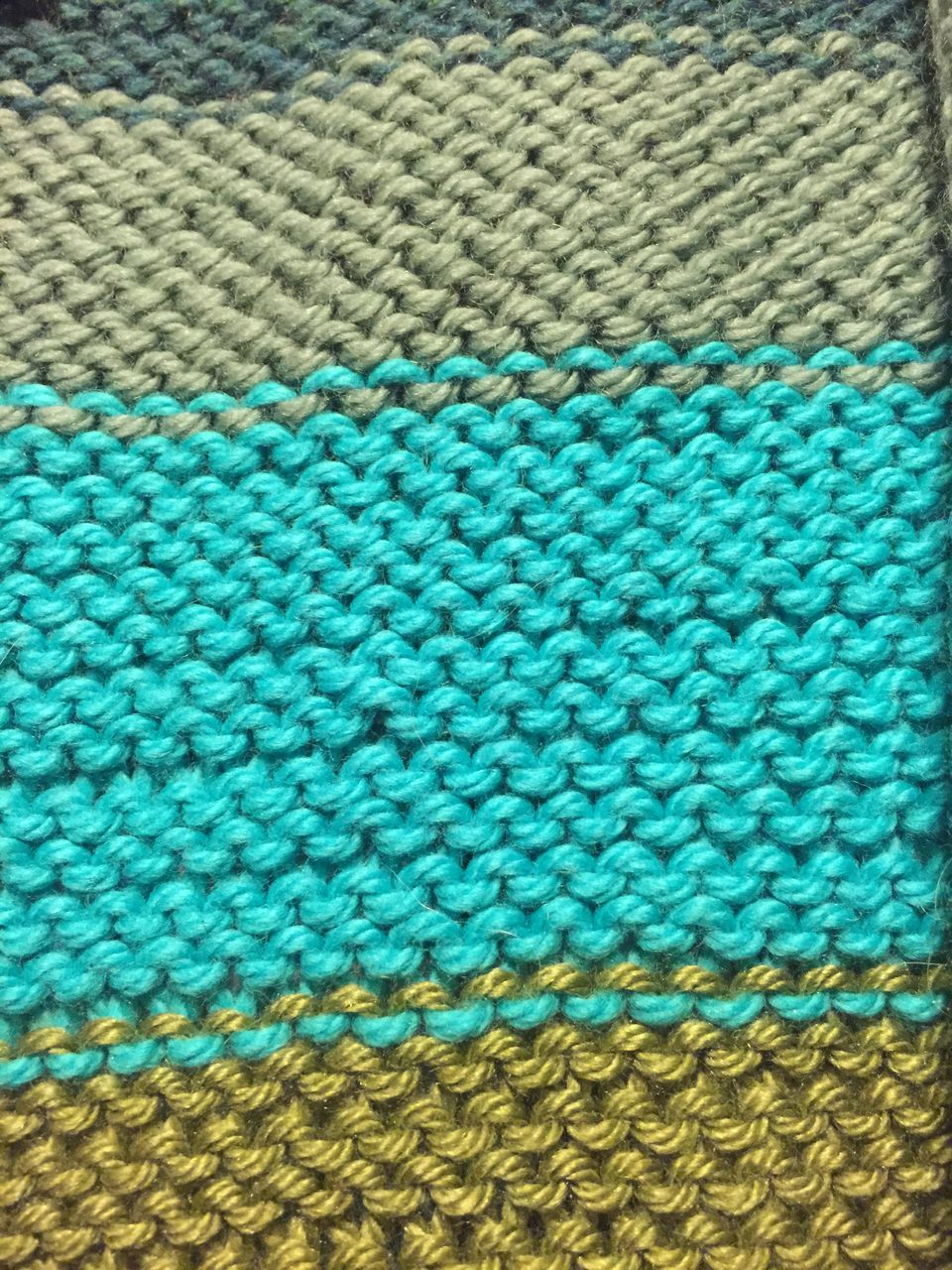 how to knit reverse stockinette stitch