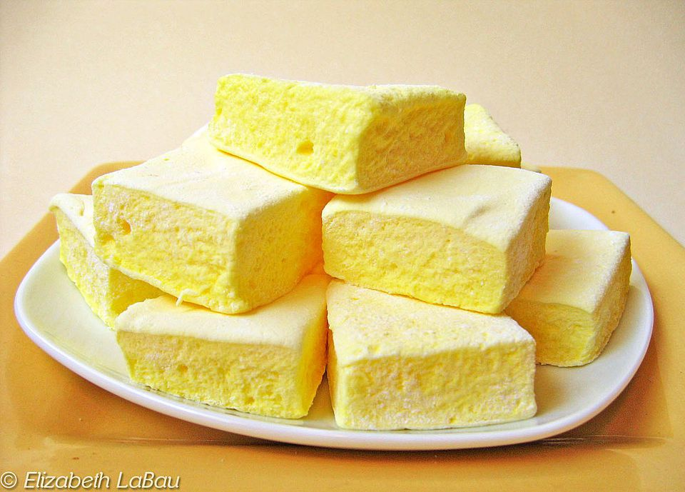 Lemon Marshmallows