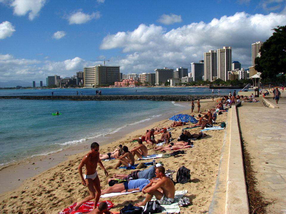 Honolulu Waikiki And Oahu Gay Guide And Photo Gallery