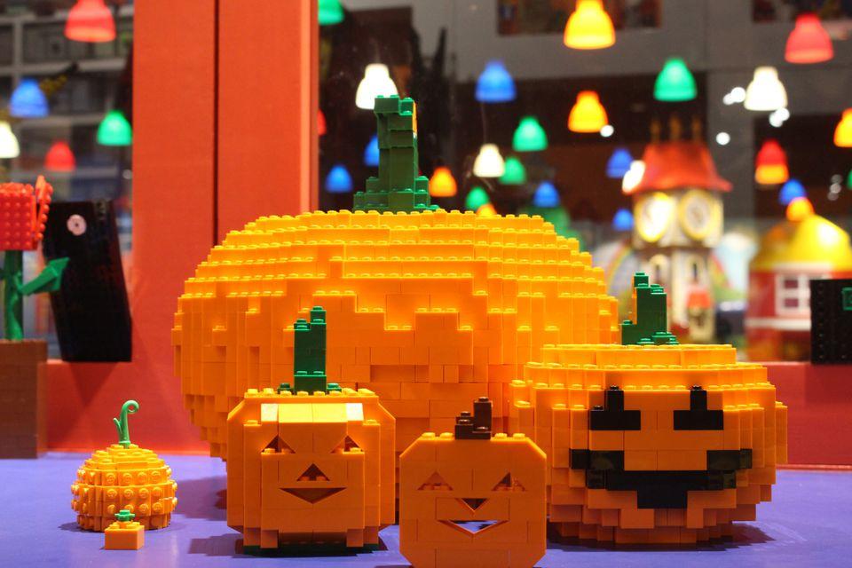 Halloween at LEGOLAND Tempe