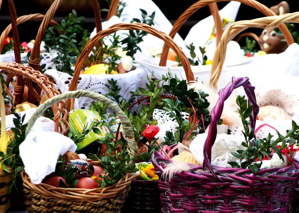 Your tween will enjoy receiving an Easter basket even if he's older now.