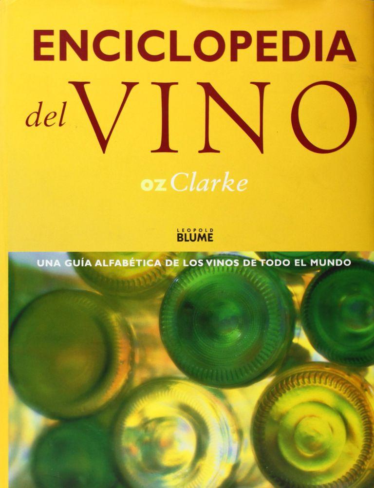Enciclopedia del vino de Oz Clarke