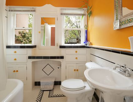 bathroom paint. 20 Bathroom Paint Colors To Inspire Your Redesign Is Worth the Extra Price