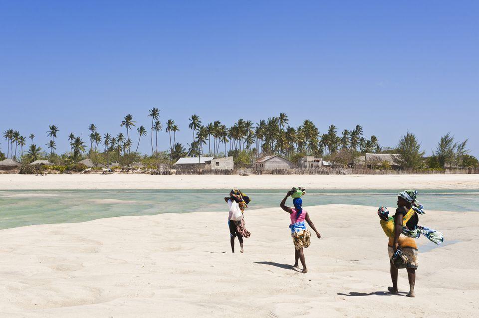 Quirimbas Archipelago Mozambique Island Parades