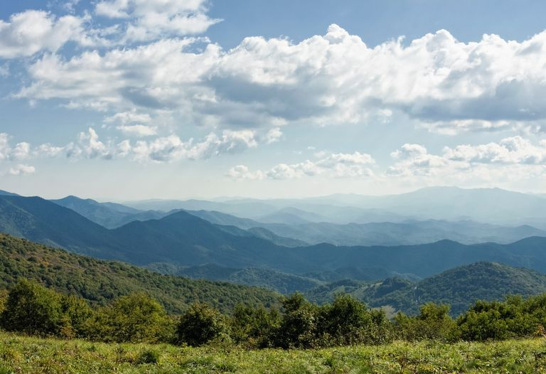 Appalachian Mountains at Roan Highlands