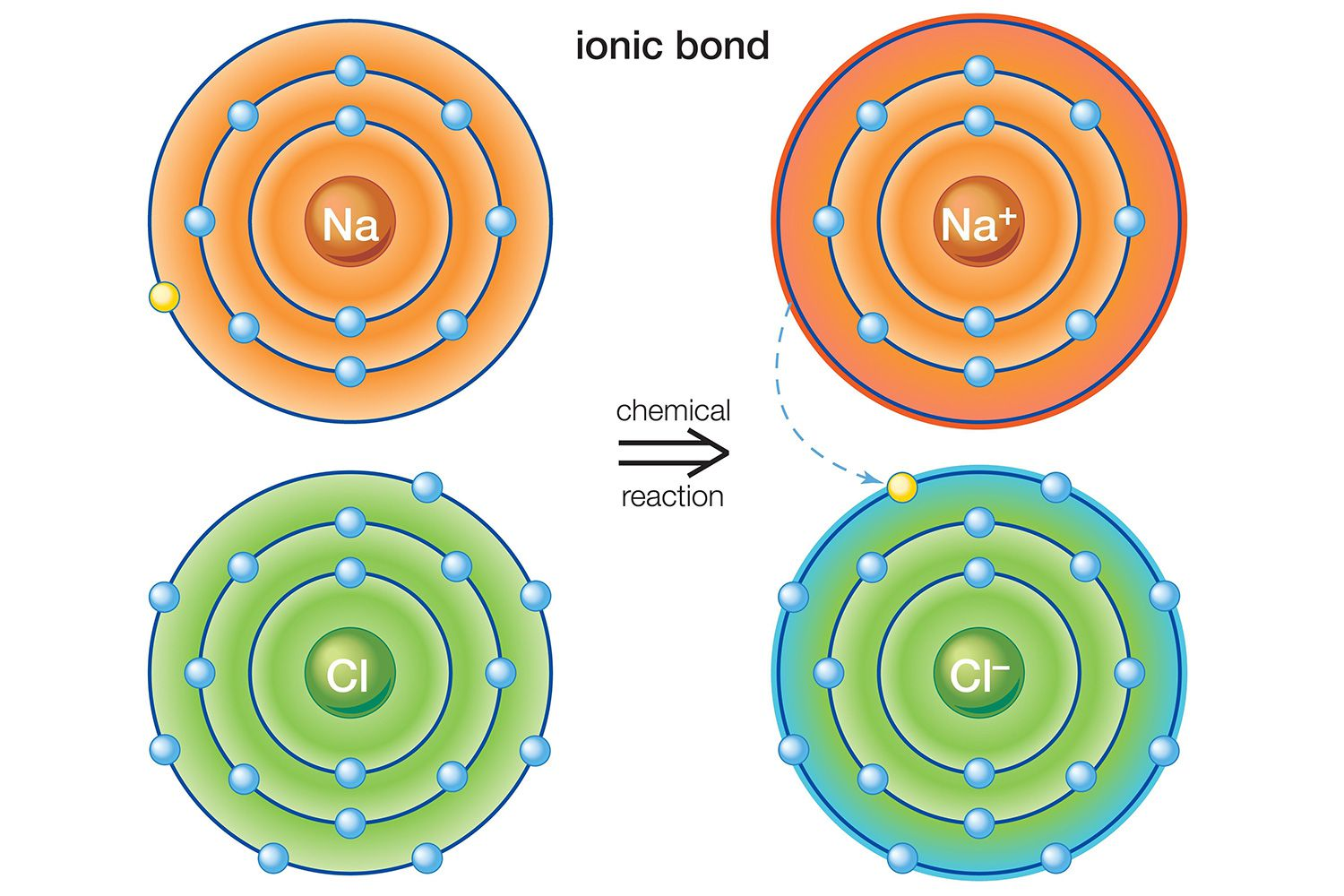 how to form ionic bonds An ionic bond forms between two ions of opposite charges in ionic bonding, electrons transfer from one atom to another the elements take on either a negative or positive charge.