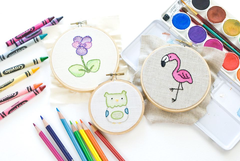 Embroidery Tinting