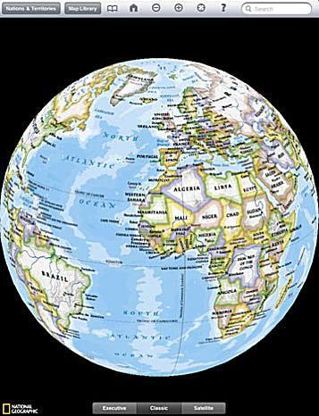 National Geographic World Atlas HD