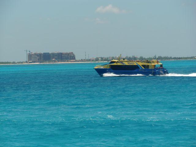Cancun Day Trip To Isla Mujeres