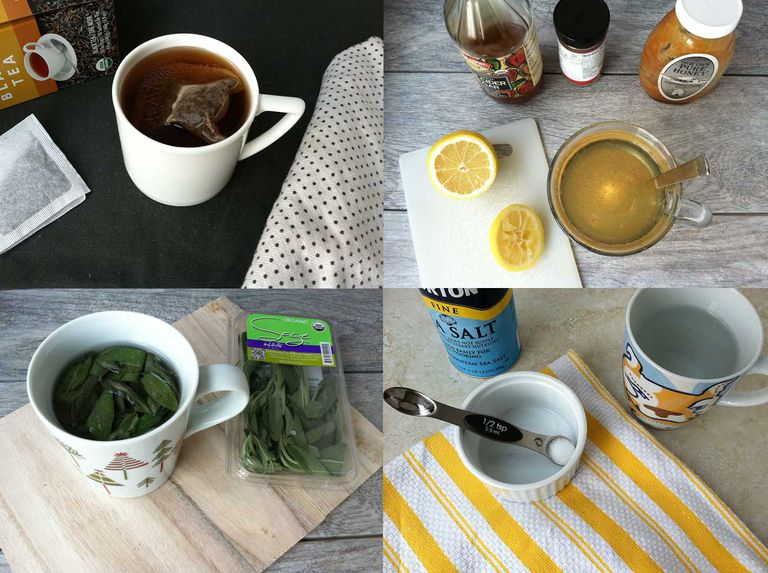 Sore throat remedies and natural treatments