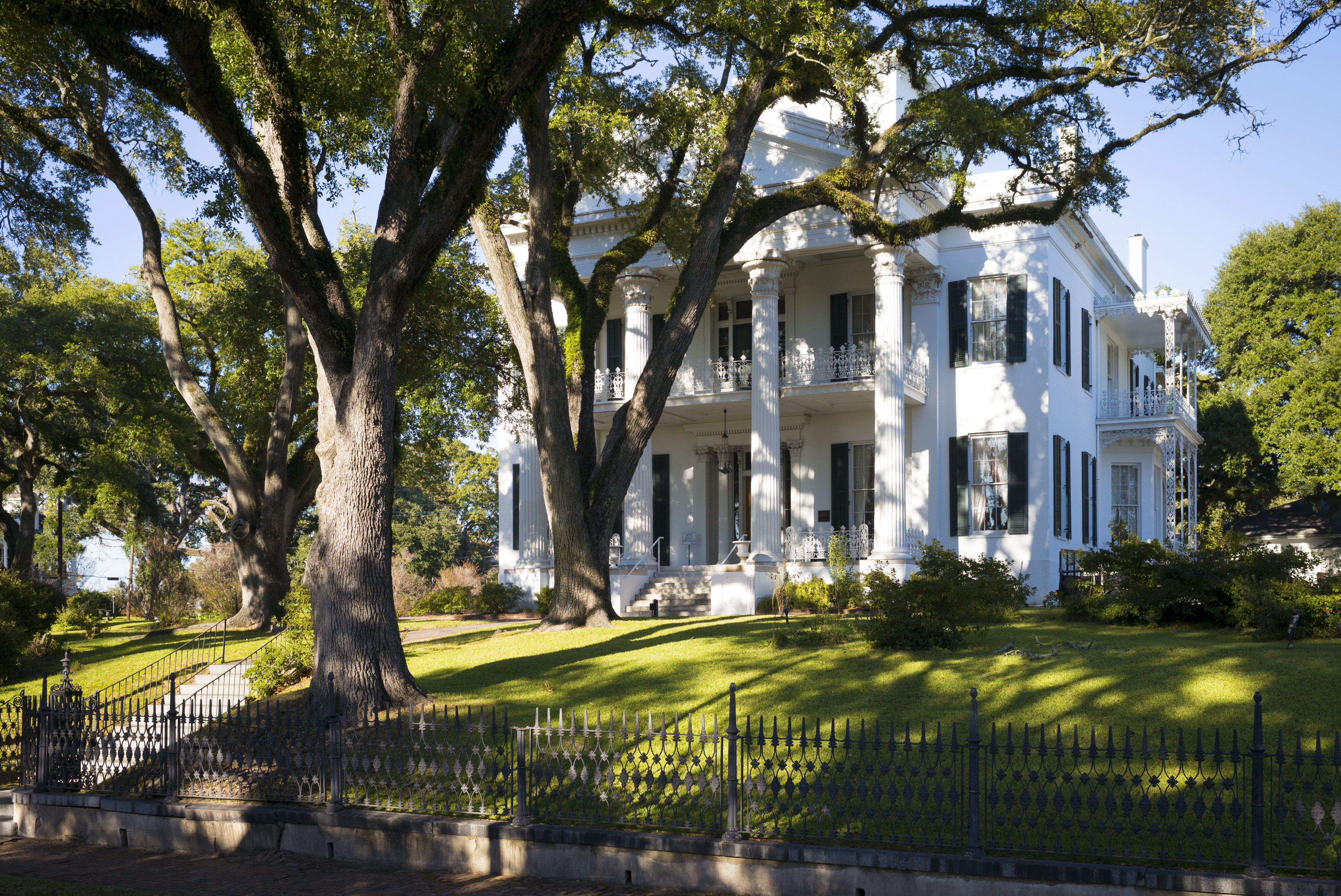 Antebellum Homes Architecture Of Time And Place