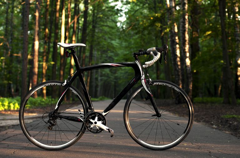 Sporting Goods like Bikes are Being Made of Carbon Fiber