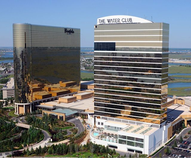 Photo of The Watert Club and The Borgata in Atlantic City