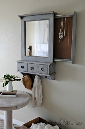 Awesome Wall Unit Jewelry Boxes Images - Simple Design Home ...