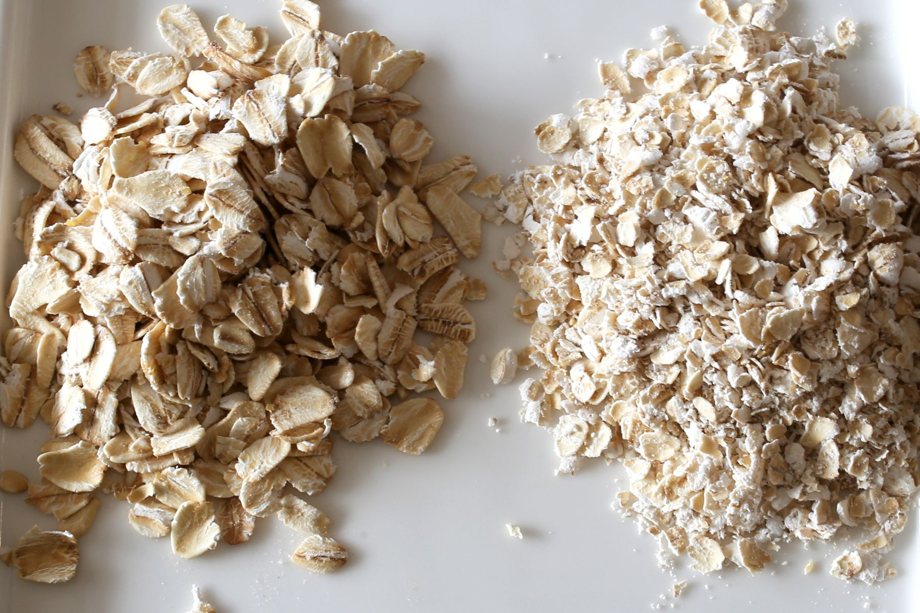 Differences Between Rolled Steel Cut And Instant Oats