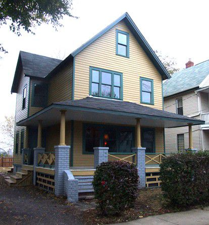 A Christmas Story House - Cleveland Ohio
