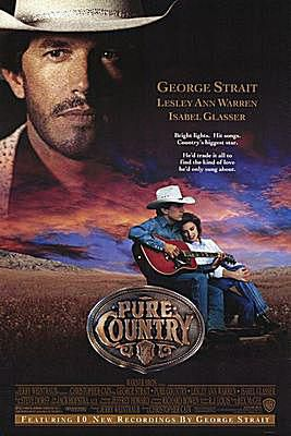 pure country movie poster