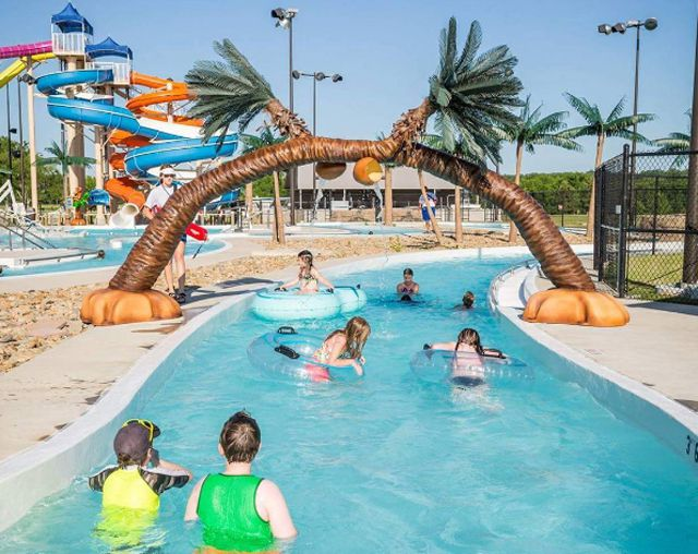 Arkansas Water Parks And Theme Parks