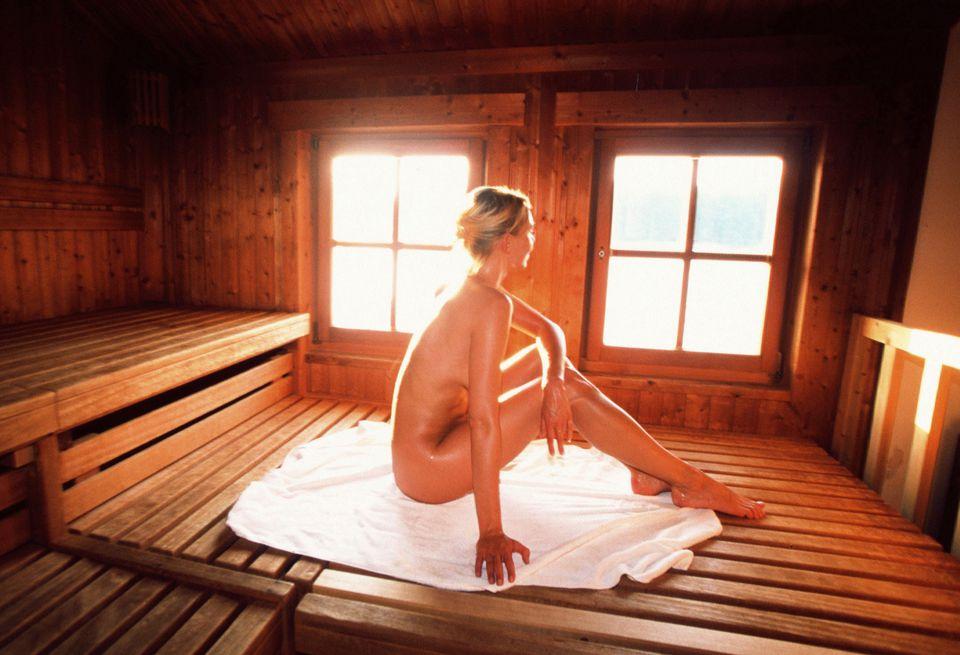 German sauna
