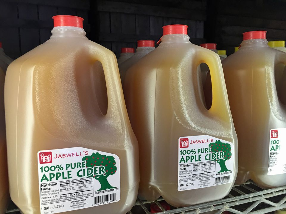New England Apple Cider