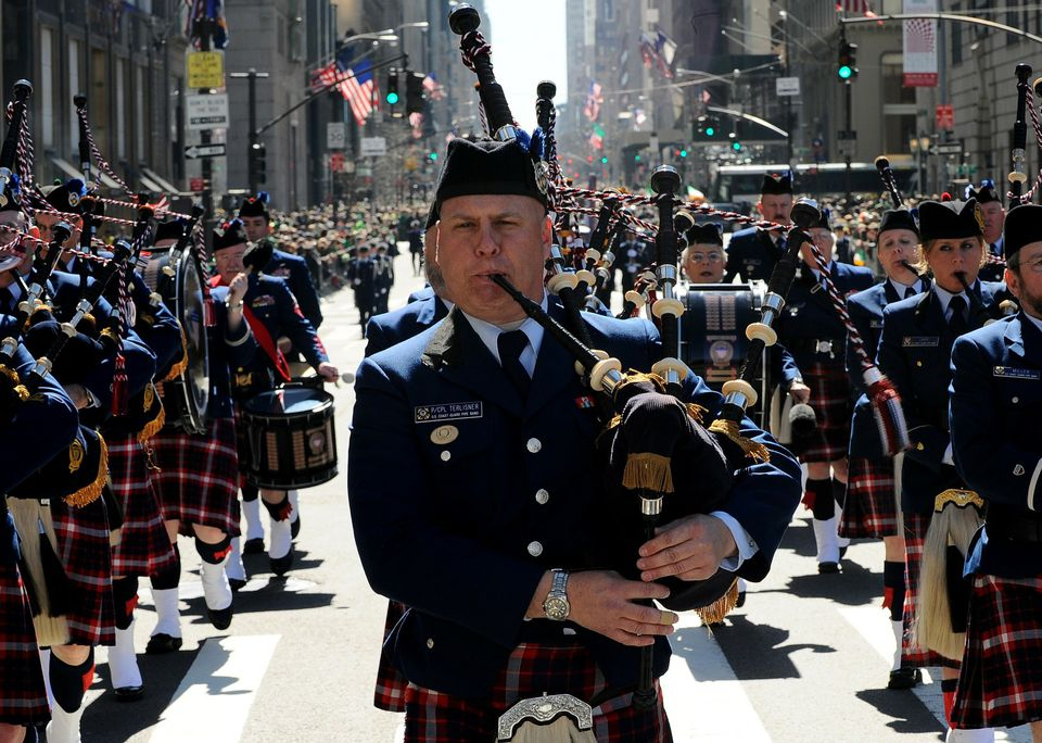 New York City's St. Patrick's Day Parade