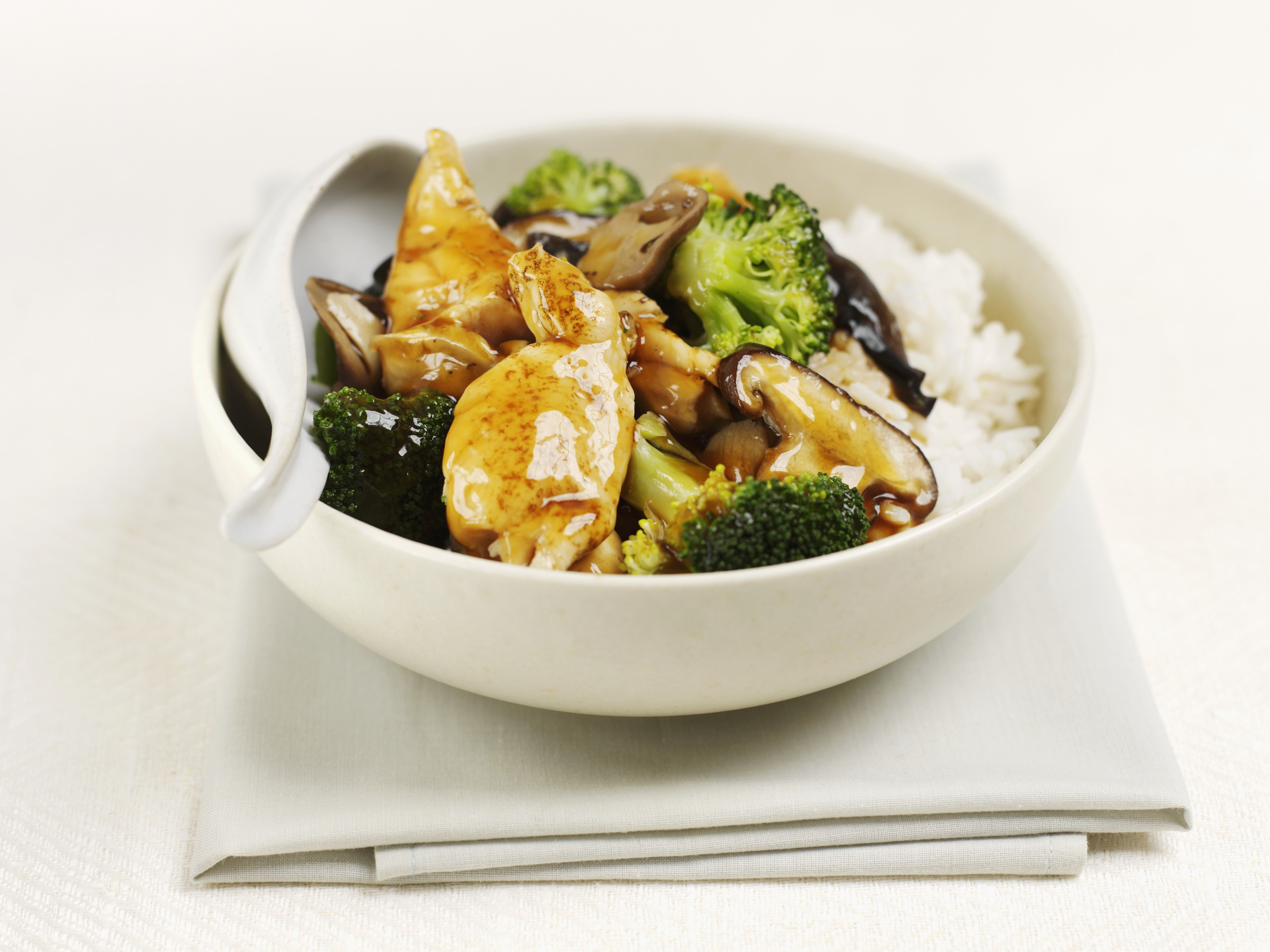Quick And Easy Oyster Sauce Chicken Recipe-2244