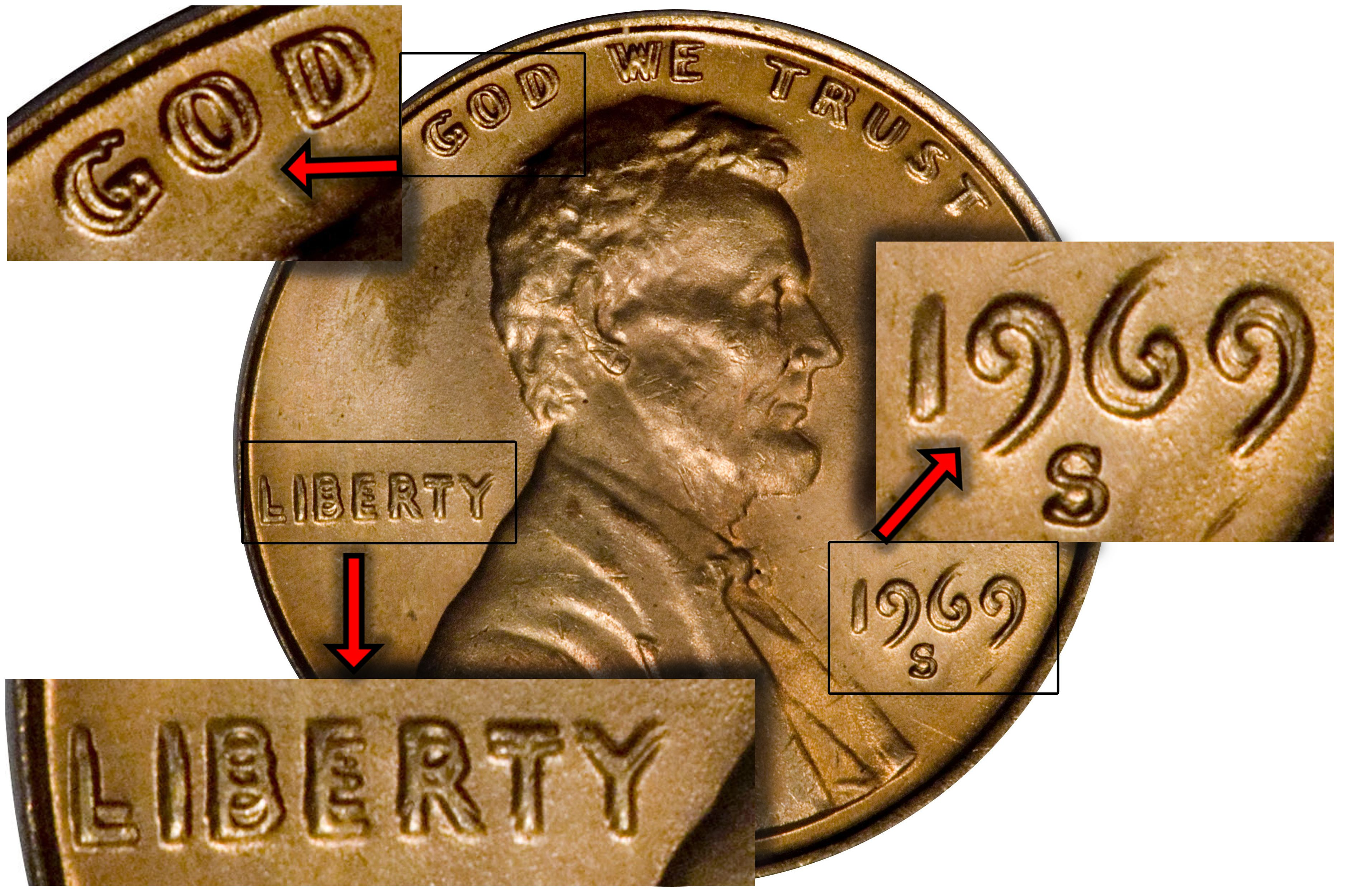 Man Finds 1969 S Doubled Die Lincoln Penny