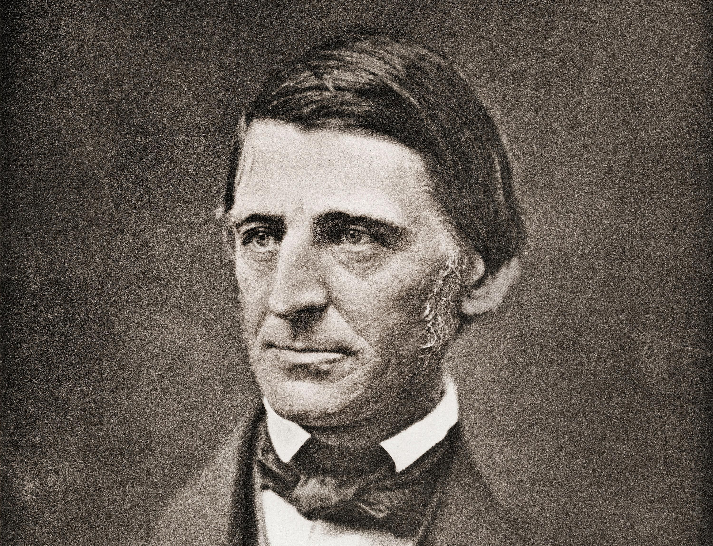 ralph waldo emerson and the transcendentalist Ralph waldo emerson - poet - american poet, essayist, and philosopher ralph waldo emerson was born in 1803 in boston.